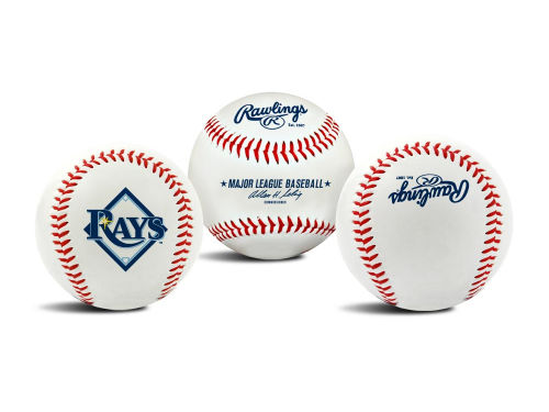 Tampa Bay Rays Jarden Sports The Original Team Logo Baseball