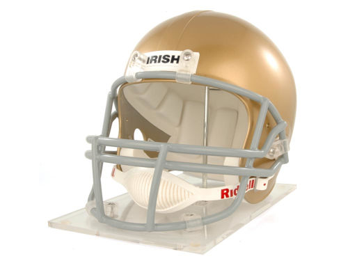 Notre Dame Fighting Irish Riddell NCAA Deluxe Replica Helmet