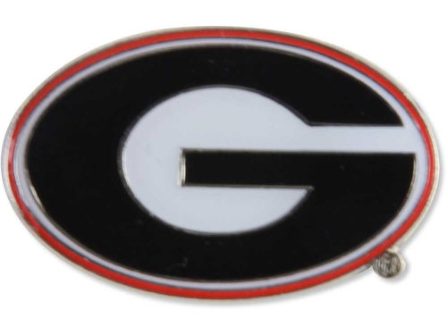 Georgia Bulldogs Aminco Inc. Logo Pin