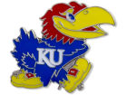 Kansas Jayhawks Aminco Inc. Logo Pin Pins, Magnets & Keychains