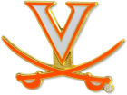 Virginia Cavaliers Logo Pin Apparel & Accessories