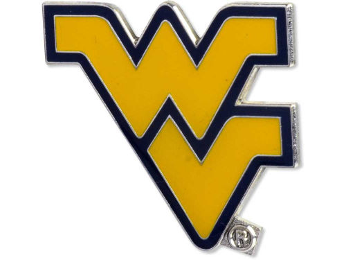 West Virginia Mountaineers Aminco Inc. Logo Pin