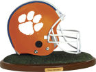Clemson Tigers Replica Helmet with Wood Base Collectibles