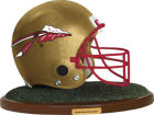 Florida State Seminoles Replica Helmet with Wood Base Collectibles