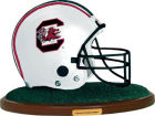 South Carolina Gamecocks Replica Helmet with Wood Base Collectibles