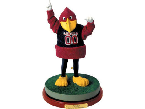 South Carolina Gamecocks 3D Mascot