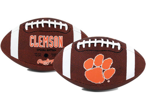 Clemson Tigers Jarden Sports Game Time Football