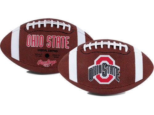 Ohio State Buckeyes Jarden Sports Game Time Football