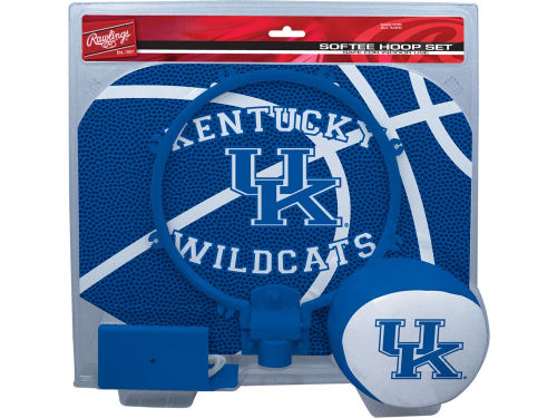 Kentucky Wildcats Jarden Sports Slam Dunk Hoop Set
