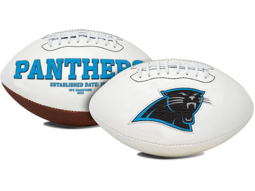 Carolina Panthers Jarden Sports Signature Series Football