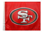 San Francisco 49ers Rico Industries Car Flag Auto Accessories