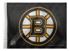 Boston Bruins Rico Industries Car Flag Auto Accessories