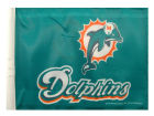 Miami Dolphins Rico Industries Car Flag Rico Auto Accessories
