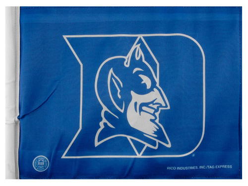 Duke Blue Devils Rico Industries Car Flag
