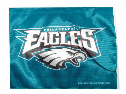 Philadelphia Eagles Rico Industries Car Flag