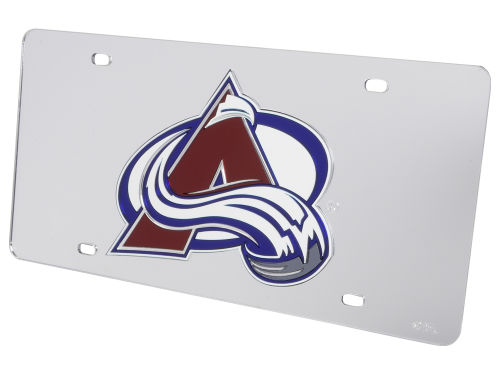 Colorado Avalanche Rico Industries Acrylic Laser Tag