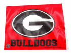 Georgia Bulldogs Rico Industries Car Flag Auto Accessories