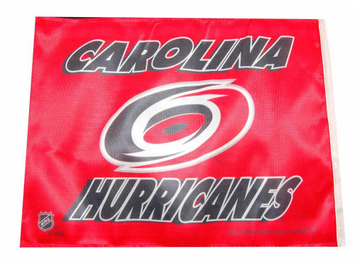 Carolina Hurricanes Rico Industries Car Flag Rico