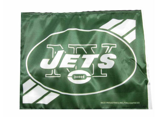 New York Jets Rico Industries Car Flag