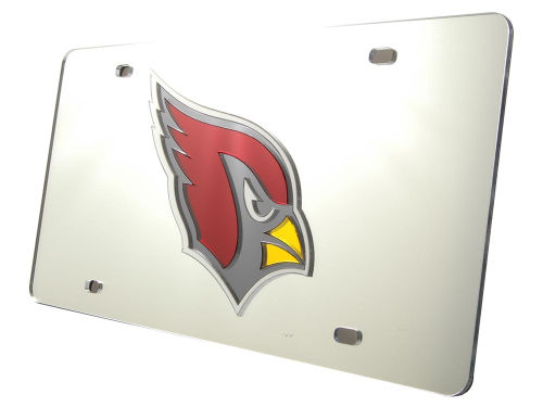 Arizona Cardinals Rico Industries Acrylic Laser Tag