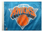 New York Knicks Rico Industries Car Flag Auto Accessories