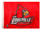 Louisville Cardinals Rico Industries Car Flag Auto Accessories