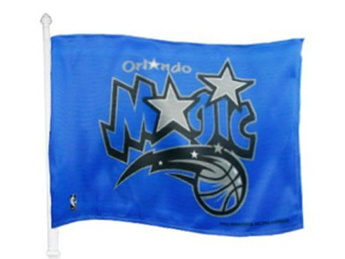 Orlando Magic Rico Industries Car Flag Rico