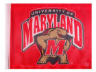 Maryland Terrapins Rico Industries Car Flag Auto Accessories