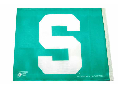 Michigan State Spartans Rico Industries Car Flag
