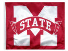 Mississippi State Bulldogs Rico Industries Car Flag Auto Accessories
