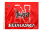 Nebraska Cornhuskers Rico Industries Car Flag Auto Accessories