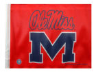 Mississippi Rebels Rico Industries Car Flag Auto Accessories