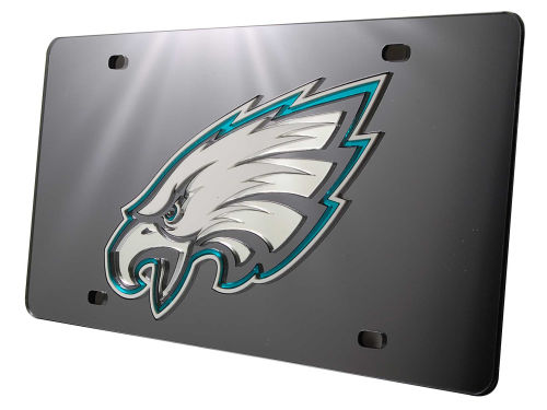 Philadelphia Eagles Rico Industries Acrylic Laser Tag