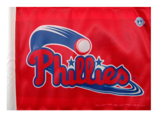 Philadelphia Phillies Rico Industries Car Flag Rico