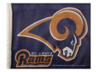St. Louis Rams Rico Industries Car Flag Rico Auto Accessories