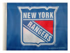 New York Rangers Rico Industries Car Flag Auto Accessories