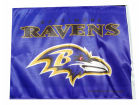 Baltimore Ravens Rico Industries Car Flag Auto Accessories