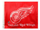 Detroit Red Wings Rico Industries Car Flag Rico Auto Accessories
