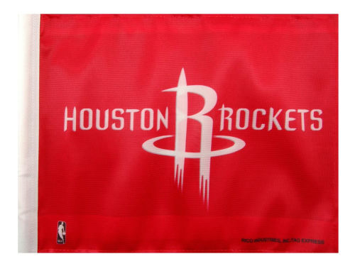 Houston Rockets Rico Industries Car Flag Rico