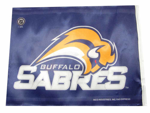 Buffalo Sabres Rico Industries Car Flag Rico