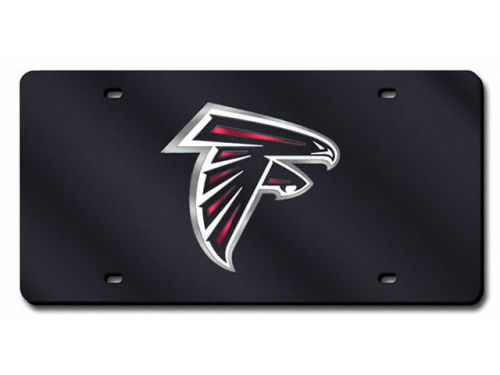 Atlanta Falcons Rico Industries Acrylic Laser Tag