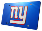 New York Giants Rico Industries Acrylic Laser Tag Auto Accessories