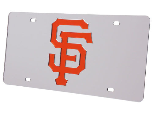 San Francisco Giants Rico Industries Acrylic Laser Tag