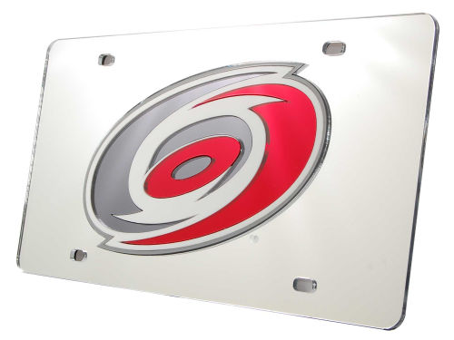Carolina Hurricanes Rico Industries Acrylic Laser Tag