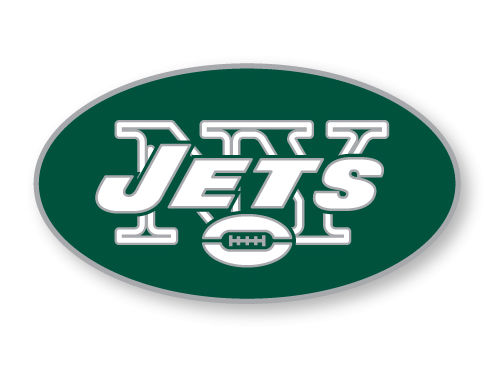 New York Jets Aminco Inc. Logo Pin