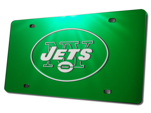 New York Jets Rico Industries Acrylic Laser Tag