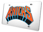 New York Knicks Rico Industries Acrylic Laser Tag Auto Accessories