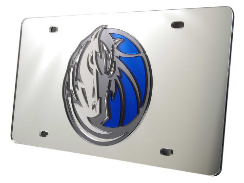 Dallas Mavericks Rico Industries Acrylic Laser Tag
