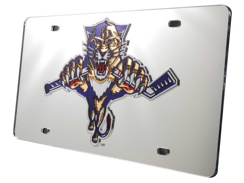 Florida Panthers Rico Industries Acrylic Laser Tag