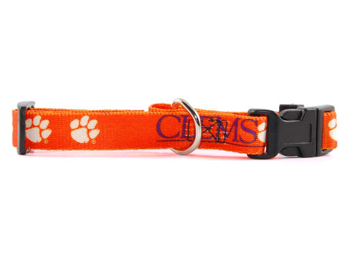 Clemson Tigers Hunter Manufacturing Large Dog Collar